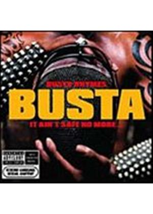 Busta Rhymes - It Aint Safe No More (Music CD)