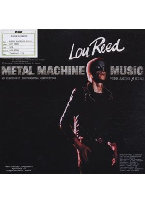 Lou Reed - Metal Machine Music (Music CD)