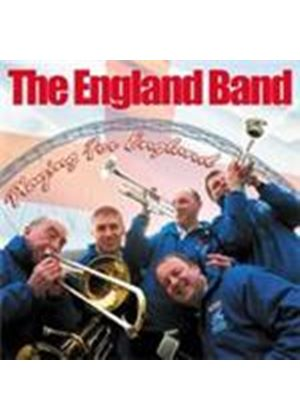 England Band - Playing For England (Music CD)