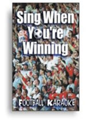 Sing When Your Winning - Football Karaoke