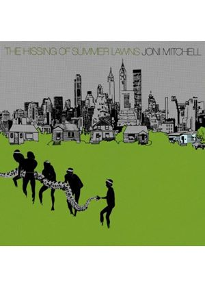 Joni Mitchell - Hissing Of Summer Lawns (Music CD)