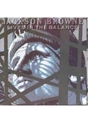 Jackson Browne - Lives In The Balance (Music CD)