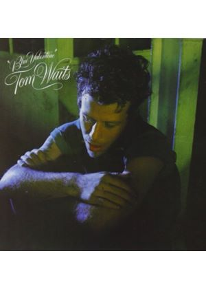 Tom Waits - Blue Valentine (Music CD)