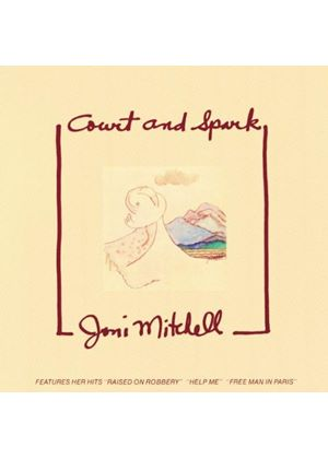 Joni Mitchell - Court And Spark (Music CD)