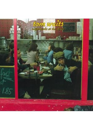 Tom Waits - Nighthawks At The Diner (Music CD)