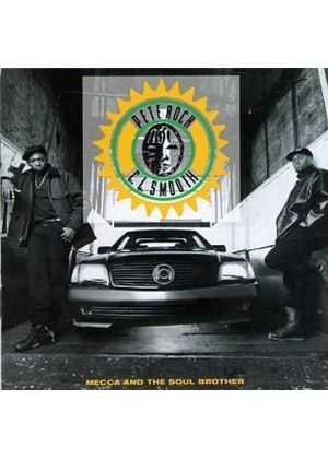 Pete Rock And C.L. Smooth - Mecca And The Soul Brother (Music CD)