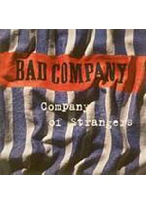 Bad Company - Company Of Strangers (Music CD)