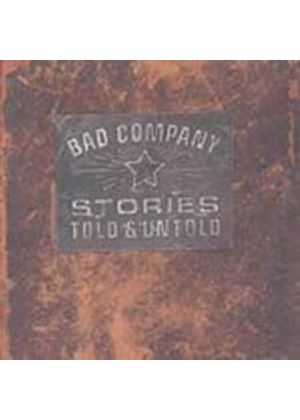 Bad Company - Stories Told & Untold (Music CD)