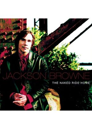 Jackson Browne - The Naked Ride Home (Music CD)