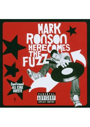 Mark Ronson - Here Comes The Fuzz (Music CD)