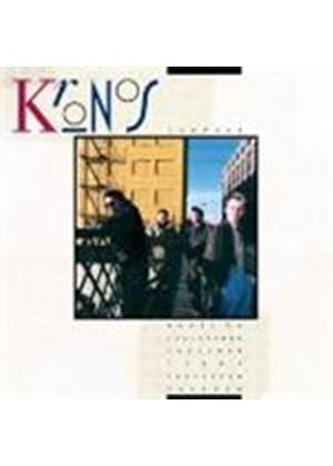 Kronos Quartet - Kronos Quartet (Music Of Sculthorpe/Hendrix/Sallinen/Glass & Nancarrow)