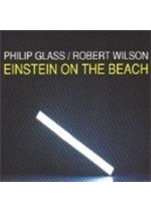 Philip Glass - Einstein On The Beach (Music CD)