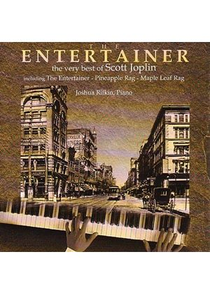 Scott Joplin - Entertainer - Very Best Of (Music CD)