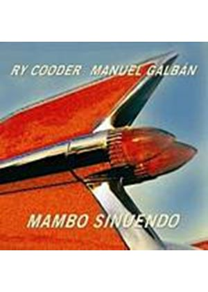 Ry Cooder And Manuel Galban - Mambo Sinuendo (Music CD)