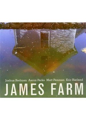 Joshua Redman - James Farm (Music CD)