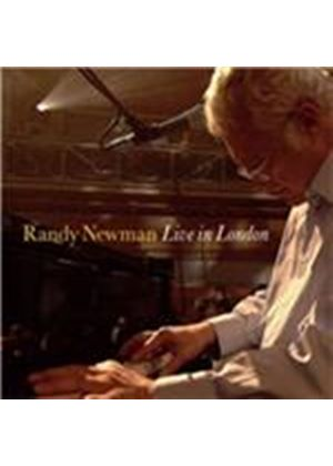 Randy Newman - Live in London (Live Recording/+2DVD) (Music CD)