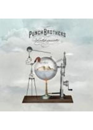 Punch Brothers - Antifogmatic (2CD & DVD Deluxe Edition) (Music CD)