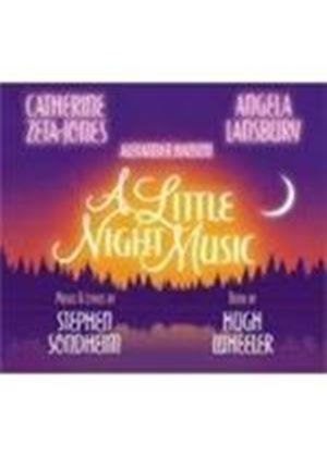 Various Artists - Little Night Music, A (Music CD)