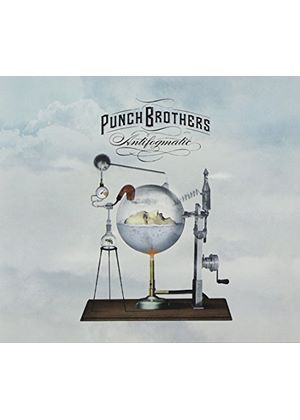 Punch Brothers - Antifogmatic (Music CD)