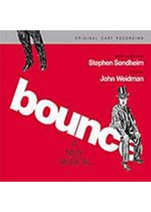 Stephen Sondheim - Bounce (Music CD)