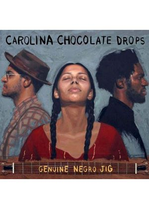 Carolina Chocolate Drops - Genuine Negro Jig (Music CD)