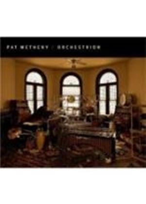 Pat Metheny - Orchestrion (Music CD)