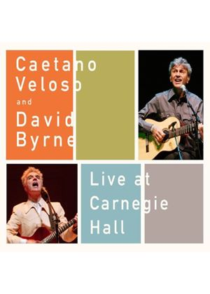Caetano Veloso And David Byrne - Live At Carnegie Hall (Music CD)