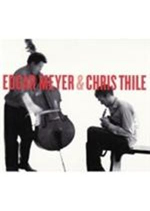 Edgar Meyer & Chris Thile - Edgar Meyer And Chris Thile (Music CD)