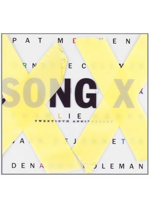Pat Metheny/Ornette Coleman - Song X (Remastered) (Music CD)