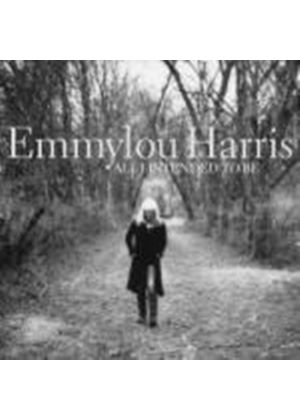 Emmylou Harris - All I Intended to Be (Music CD)