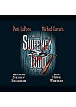 Original Cast Recording - Sweeney Todd (Sondheim) (Music CD)