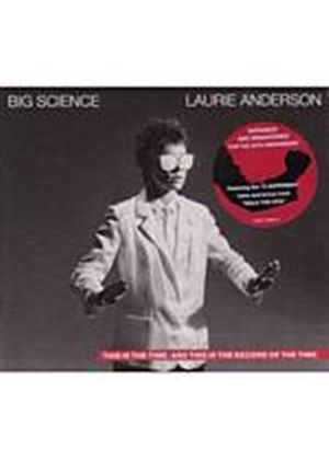 Laurie Anderson - Big Science [Remastered 25th Anniversary Edition] (Music CD)