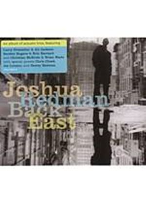 Joshua Redman - Back East (Music CD)