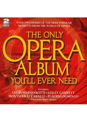 Various Composers - The Only Opera Album Youll Ever Need (Music CD)