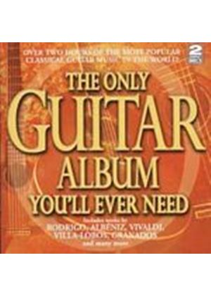 Various Composers - The Only Guitar Album Youll Ever Need (Music CD)