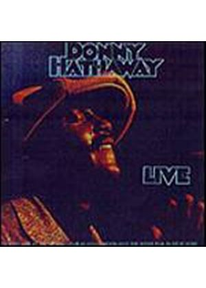 Donny Hathaway - Live (Music CD)