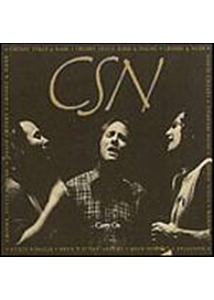 Crosby, Stills And Nash - Carry On (Music CD)