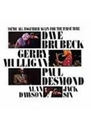 Dave Brubeck - We're All Together Again For The First Time (Music CD)