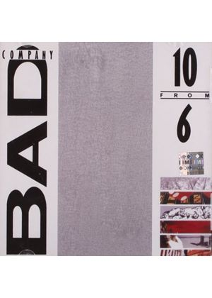 Bad Company - 10 From 6 (Music CD)