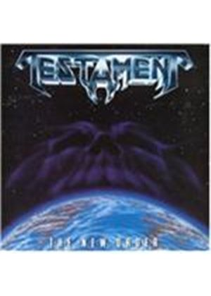 Testament - The New Order (Music CD)