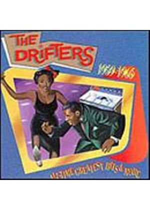 The Drifters - 1959 - 1965 All Time Greatest (Music CD)