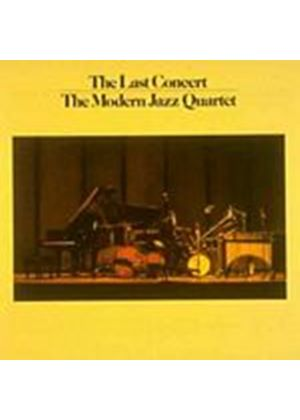 Modern Jazz Quartet - The Last Concert (Music CD)