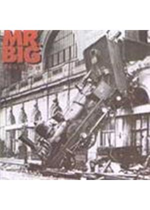 Mr. Big - Lean Into It (Music CD)