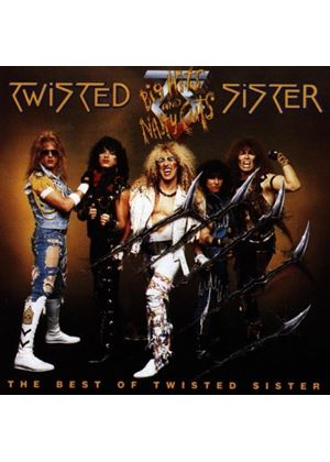 Twisted Sister - Big Hits And Nasty Cuts (Music CD)