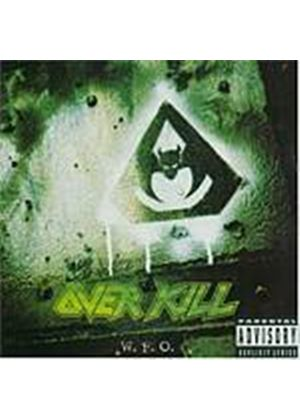 Overkill - W.F.O. (Music CD)