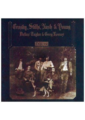 Crosby, Stills, Nash and Young, Dallas Taylor & Greg Reeves - Deja Vu (Music CD)