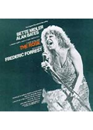 Bette Midler - The Rose (Music CD)