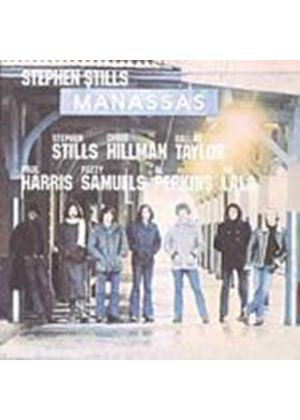 Stephen Stills - Manassas (Music CD)