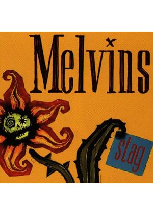 Melvins - Stag (Music CD)