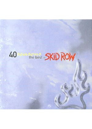 Skid Row - 40 Seasons - The Best Of (Music CD)
